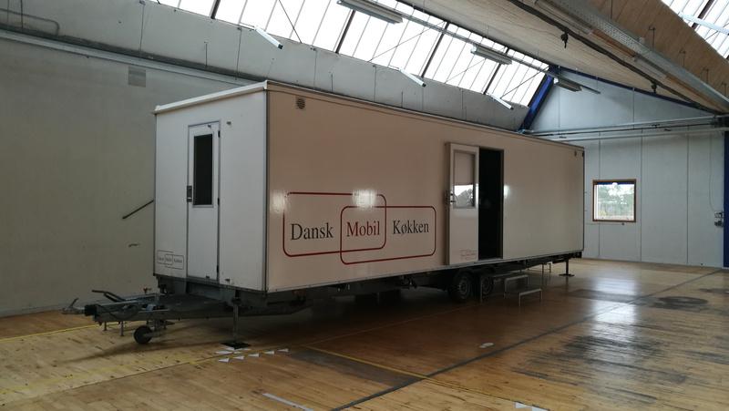 Dansk Mobil Køkken: Specielle placeringer